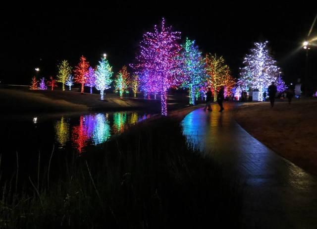 the dallas fort worth area is home to some of the best christmas light displays in the state there are dozens of options available